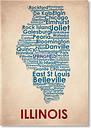 Illinois Typography