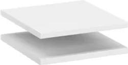Shuffle 40cm Wide Shelf Rauch
