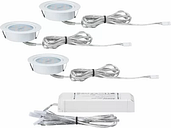 1 Light LED Recessed Light Set Symple Stuff Colour: White