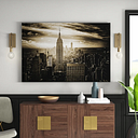 'Empire State' Photograph on Canvas