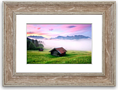 Alps Meadow Germany - Picture Frame Photograph Print