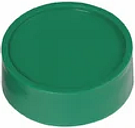 Round Magnet Symple Stuff Colour: Green