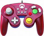 Mando Nintendo Switch Hori Battle Pad Mario