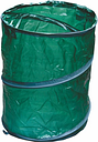 Pojemnik ogrodowy składany - na liście, trawę, chwasty, śmieci - 85 litrów