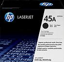 HP 45A Black Original LaserJet Toner Cartridge, Q5945A