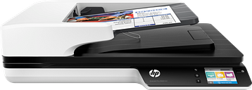 HP ScanJet Pro 4500 fn1 Network Scanner|L2749A#BGJ