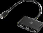 HP USB-C to USB-A Hub Z6A00UT