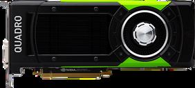 HP NVIDIA Quadro® P6000 24GB Graphics Card