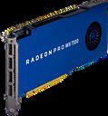 HP AMD Radeon Pro WX 7100 8GB Graphics Card
