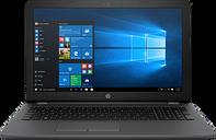"HP 250 G6 Notebook PC 2.3 GHz Intel CPU 500 GB SATA 4 GB DDR4 15.6"" HD Display Windows 10 Pro 64"