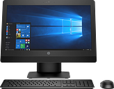 """HP ProOne 600 G3 21.5-inch Non-Touch All-in-One PC