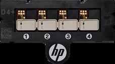 HP D4+ Dispensehead Cassette