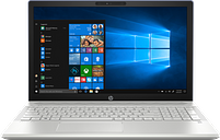 "HP Pavilion Laptop - 15t touch|Silver|1.6 GHz Intel Quad Core CPU|1 TB SATA|12 GB DDR4|15.6"" HD Display