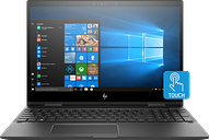 "HP ENVY x360 - 15z Touch Laptop|3.6 GHz AMD Quad Core CPU|256 GB SSD|12 GB DDR4|15.6"" FHD Display