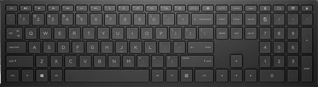HP Pavilion Wireless Keyboard 600|4CE98AA#ABL