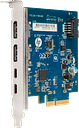 HP Thunderbolt 3 PCIe 2-port I/O Card|3UU05AA