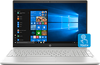 "HP Pavilion Laptop - 15z touch|sapphire blue|2.5 GHz AMD CPU|15.6"" HD Display