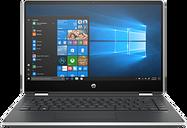 "HP Pavilion x360 Convertible Laptop - 14t Touch Screen|Intel Core i7 10th Gen|256 GB SSD|NVIDIA GeForce MX250|16 GB DDR4|14"" Display|7XJ60AV_100236"