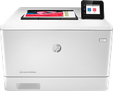 HP Printer|Color LaserJet Pro M454dw|2.7-in intuitive color touchscreen Display|W1Y45A#BGJ