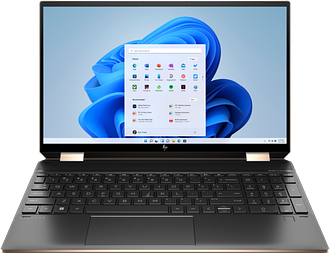 "HP Spectre x360 Convertible Convertible Laptop - 15t-eb000 Touch Screen|Intel Processor|15.6"" Display