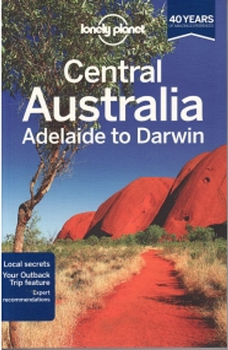 Central Australia: Adelaide to Darwin