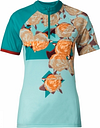 Womens Tomaly Tricot Cycle Jersey