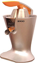 Exprimidor Sogo, de zumo con palanca, 0,55l, 160w, gris