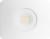 Integral Kompakter Robuster LED-Flutlicht IP65 20W (100W) 4000K (Kaltweiß) Gen II Nicht Dimmbare Lampe - Weiß