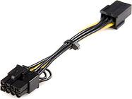 StarTech PCIeX68ADAP PCI Express 6-pin To 8-pin Power Adaptor Cable