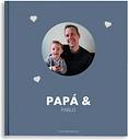 "Fotolibro ""Papá y yo"" - M - Tapa dura - 40 páginas"