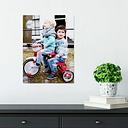Foto en aluminio ChromaLuxe (30x40 cm)