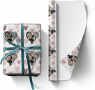 Papel de regalo personalizado con foto - SG