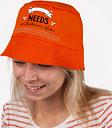 Sombrero de sol - naranja