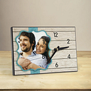 Reloj de escritorio (tablero duro)