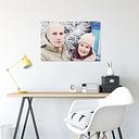 Foto en aluminio ChromaLuxe (75x50 cm)