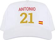 Gorra de la Copa Mundial - Blanca