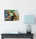Foto en aluminio ChromaLuxe (40x30 cm)