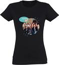 Camiseta - Mujer - Negro - S