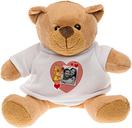 Peluche con camiseta personalizada - Oso Alberto