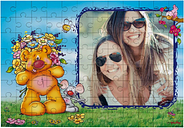Puzzle - 96 piezas - Doodles