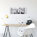 Foto en aluminio ChromaLuxe (80x30 cm)