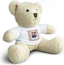Peluche con camiseta personalizada - Billy Bear