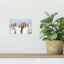 Foto en aluminio ChromaLuxe (15x10 cm)
