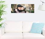 Impresión fotográfica en madera - tablas (80x30cm)