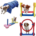 Rosewood Small Dog Agility Toys - Tunnel