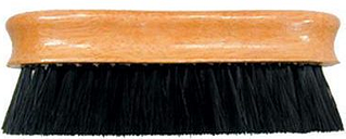 Vale Brothers Equerry Wooden Body Brush - Red - Medium