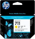HP 711 Paquete de 3 cartuchos - Amarillo de 29 ml