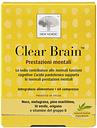 CLEAR BRAIN 60CPR