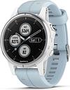 Zegarek Garmin Fenix 5S Plus Błękitno-Biały