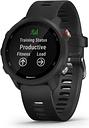 Zegarek Garmin Forerunner 245 Music GPS Czarny